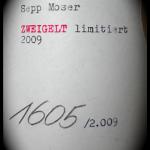 Sepp Moser- puristisch