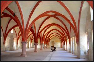 Dormitorium Kloster Eberbach